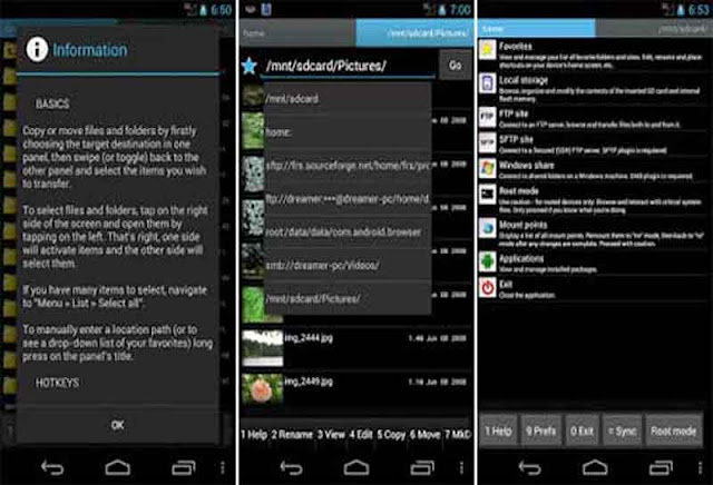 Ghost Commander File Manager 1.57.1 Apk for Android