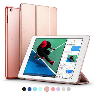 Big Sale New iPad 2017 iPad 9.7 inch Case – £10.99 ultra slim and light weight, design only for IPad 2017 , Not compatible for  iPad Pro 9.7 (2016 Model) or  other iPad Tablets.