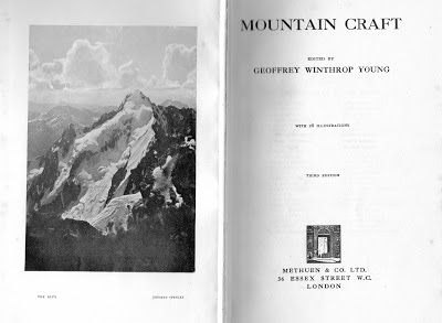Mountain Craft by Geoffrey Winthrop Young