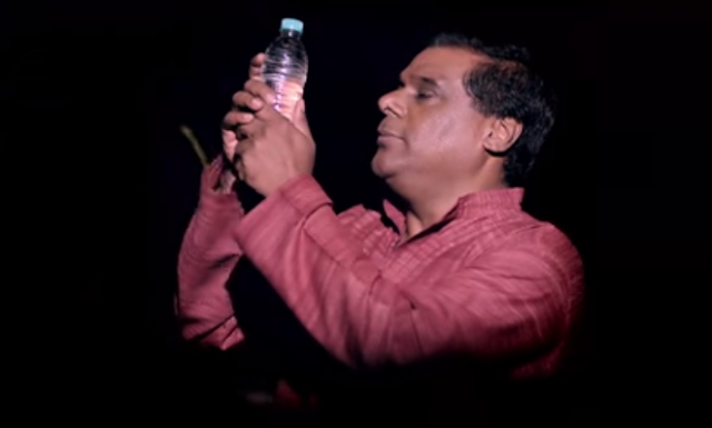 Ashish Vidhyarthi from the movie Bollywood Diaries.