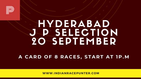 Hyderabad Jackpot Selections 20 September
