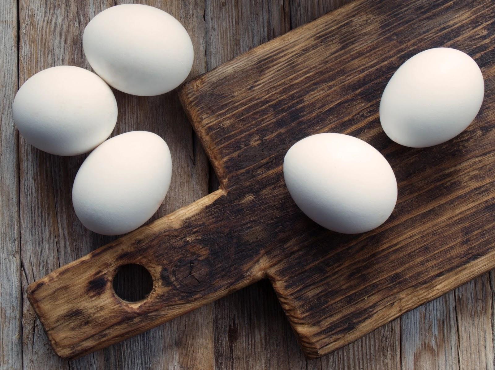 Ovos podem destruir a gravidade?