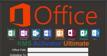 Office 2016 KMS Activator Ultimate 1 2 + Portable | Free Software