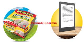 Logo Con Simmenthal ''Un mondo di novità'' e vinci 70 E-Reader Kobo e premio sicuro !