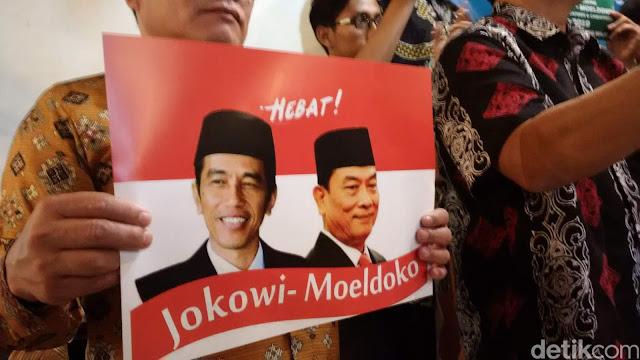 Jokowi-Moeldoko Harga Mati