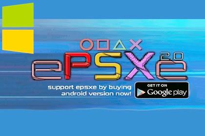 Spesifikasi PC Untuk Emulator ePSXe