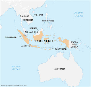 indonesia australia after rising sea levels