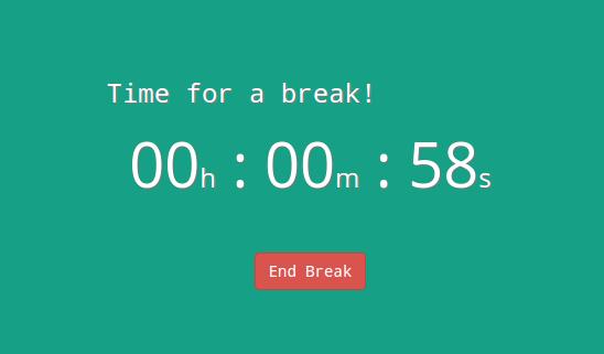 اضافة لمتصفح كروم لتذكيرك بأخذ فترة راحة من العمل على الحاسوب