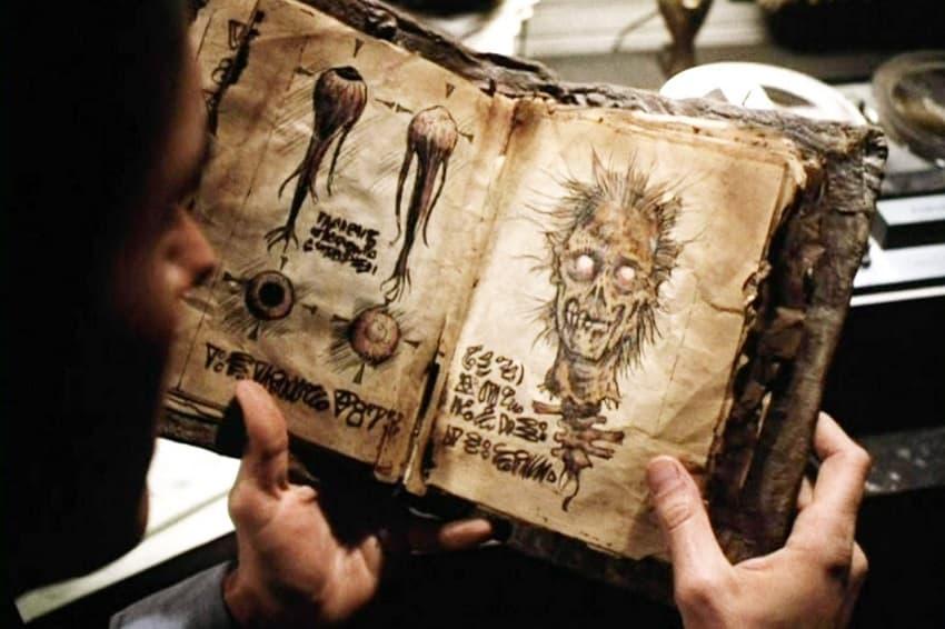Брюс Кэмпбелл - Основой сюжета хоррора «Зловещие мертвецы 4» станет книга мёртвых Некрономикон