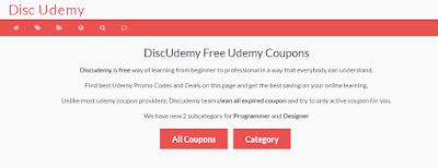 BEST UDEMY COURSES FOR FREE 2019