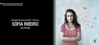 Concierto de Sofia Ribeiro