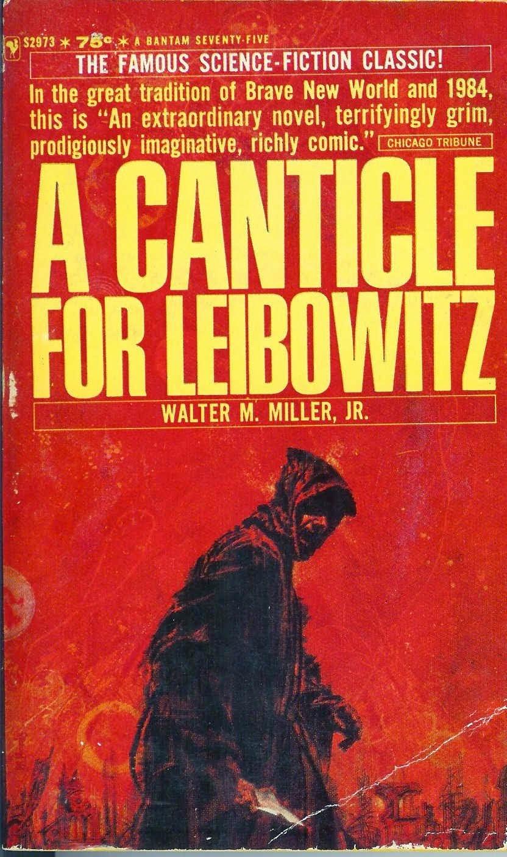 Cantico por Leibowitz libro