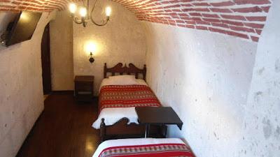 El albergue español, hospedaje en Arequipa, donde dormir en Arequipa