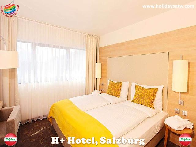 Best 4-star Salzburg hotels