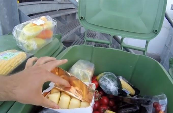 Πόσα κιλά φαγητού πετιούνται στα σκουπίδια  στην Ελλάδα