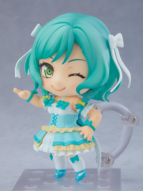 Figuras: Nendoroid Hina Hikawa de BanG Dream! Girls Band Party! - Good Smile Company