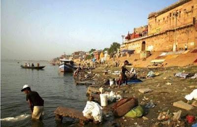 गंगा सफाई के ऐड पर मोदी सरकार ने चार साल में खर्च किए 36 करोड़ रुपए