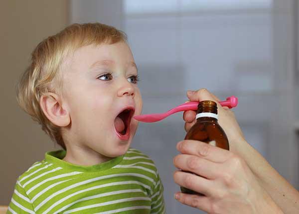Bắt đầu uống thuốc bổ gan đúng cách với liều lượng dành cho trẻ em