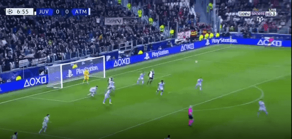 مشاهدة مباراة يوفنتوس واتليتكو مدريد بث مباشر 26-11-2019 في دوري أبطال أوروبا