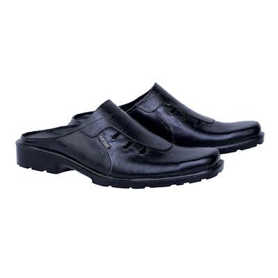 Sandal Bustong Kulit Pria Catenzo YA 067