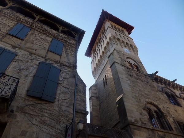saint antonin noble val tarn garonne maison romane
