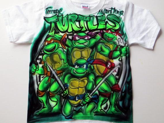 ninja-turtle-airbrush-shirt