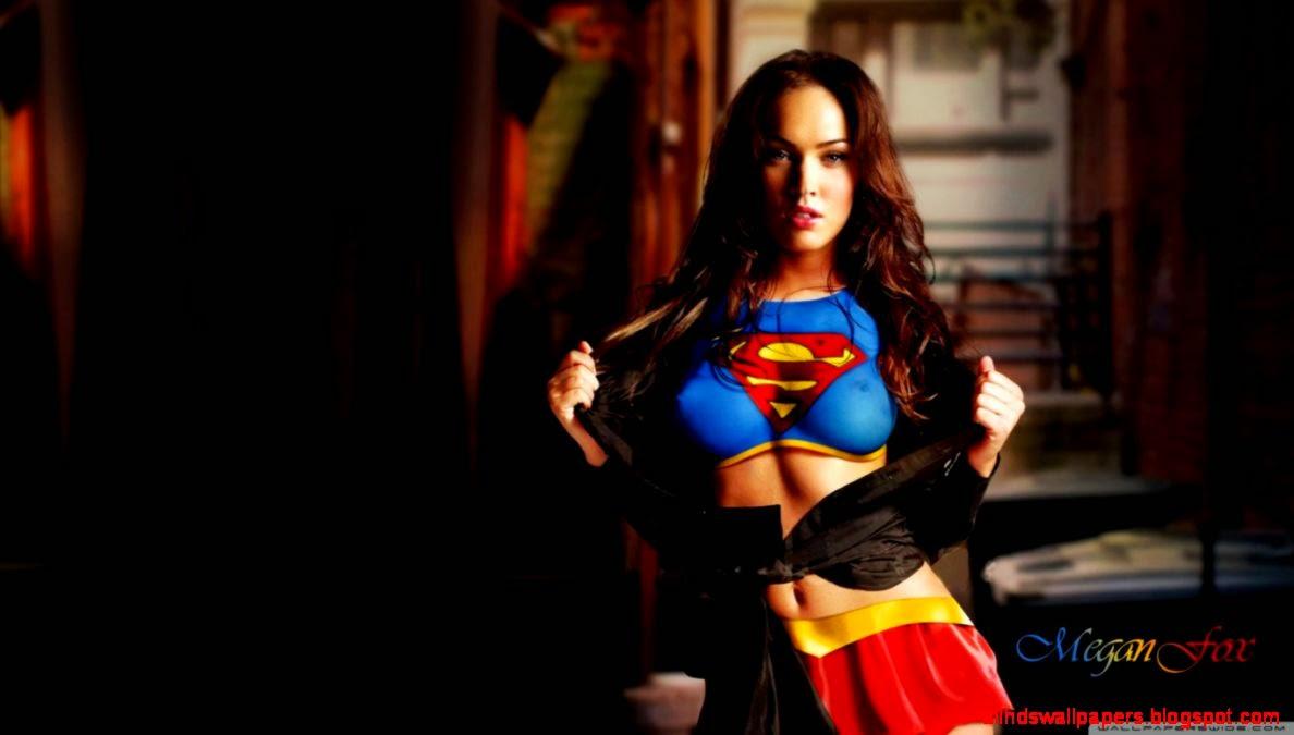 Megan Fox Wallpaper Super Girls Wallpaper