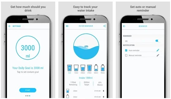Water Drinking Reminder Alarm - Apps on Google Play