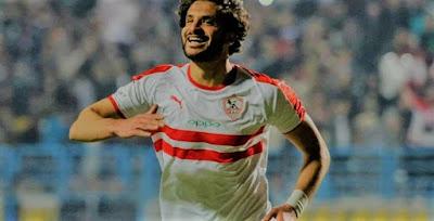 تعرف علي موعد توثيق العقد الجديد لـ محمود علاء للزمالك