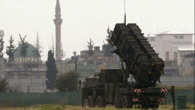 España mantiene Patriot en Turquía pese a tensiones en la zona