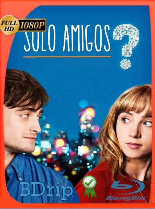 ¿Sólo Amigos? (2013) BDRip [1080p] Latino [GoogleDrive] Ivan092
