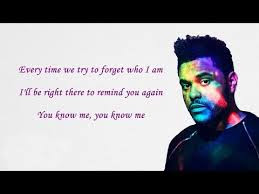 Reminder by The Weeknd