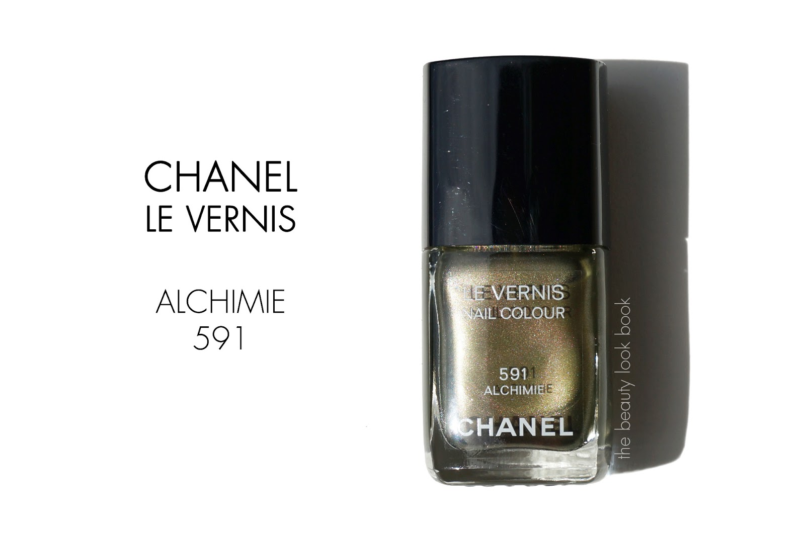 chanel alchimie 591 le vernis fall 2013 the beauty look book. Black Bedroom Furniture Sets. Home Design Ideas