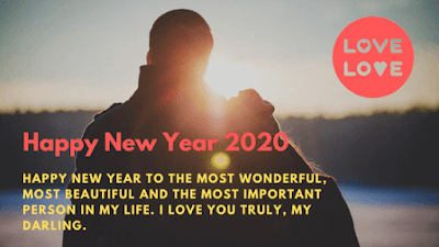 Happy New Year 2020 Love Quotes