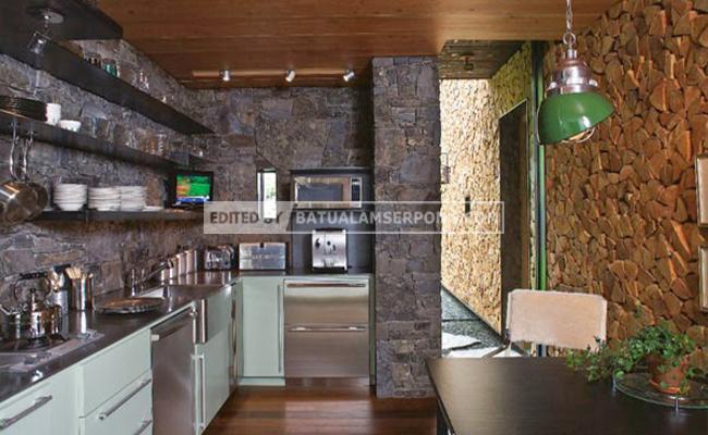 interior batu alam
