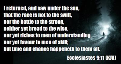 Ecclesiastes 9:11