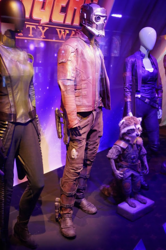 Chris Pratt Avengers Infinity War Star Lord costume
