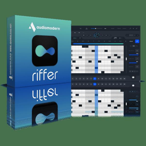 Audiomodern Riffer v3.0.0 Full version