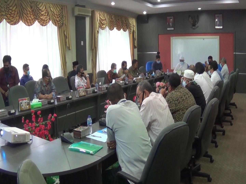 Ketua DPRD Batam Harapkan Pendistribusian Air Ke Masyarakat Tetap Berjalan Setelah Konsesi Berakhir