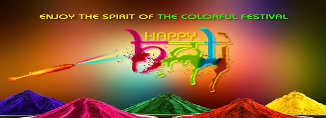 Happy Holi 2017 HD Photos for Facebook
