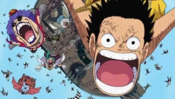 Cerita di One Piece itu Penuh Drama Dan Kekonyolan Yang Hakiki
