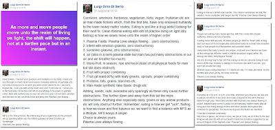 Luigi Gino Di Sergio facebook posts master fast system