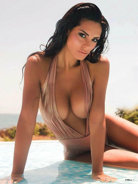 Hot girls Raffaella Modugno sexy Miss Italia 6