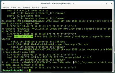 servidor samba : instalación y configuración