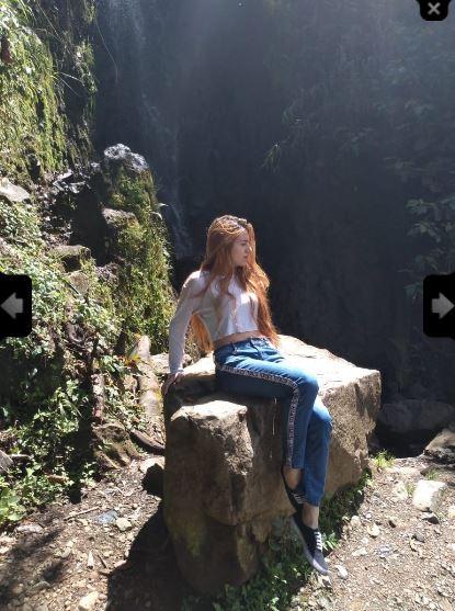 April Meyer Model Skype
