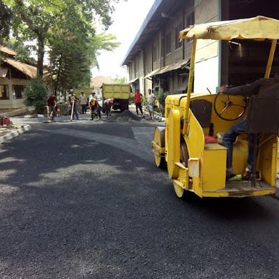 Jasa Pengaspalan di Serpong BSD Tangerang