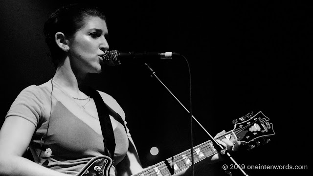 Overcoats at The Danforth Music Hall on September 18, 2019 Photo by John Ordean at One In Ten Words oneintenwords.com toronto indie alternative live music blog concert photography pictures photos nikon d750 camera yyz photographer