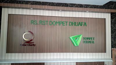 RS Qatar Charity dompet dhuafa