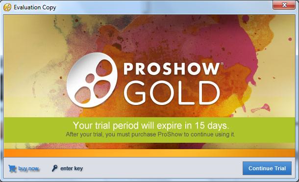 Cách sử dụng Proshow Gold 9 trên máy tính windows để làm video từ ảnh, nhạc a