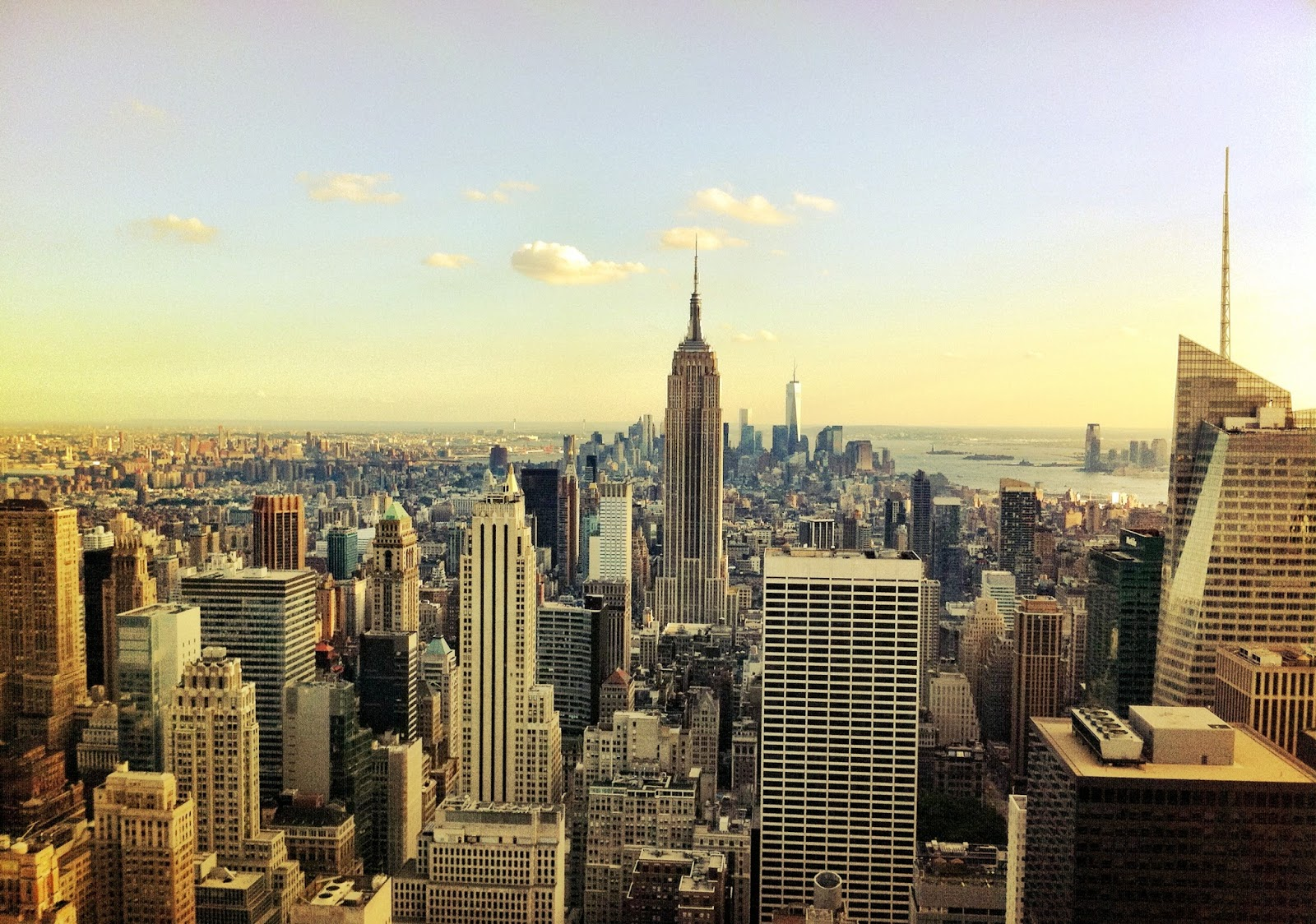Empire State Building Observation Deck NYC ♥ NYC: Views Fro...